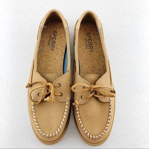 Sperry Top Sider Boat Shoes 9